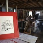 Opere d'Arte e Artigianato show room FALPE