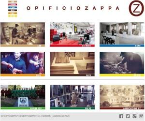 Opificio Zappa - Spazi