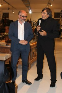 Maurizio Riva e Stefano Micelli