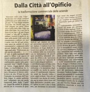 DALLA CITTA' ALL'OPIFICIO
