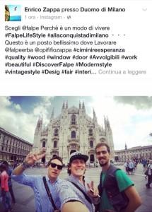 FALPE alla conquista di Milano