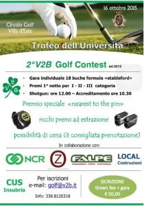 Gara Golf Circolo Villa d'Este 2015