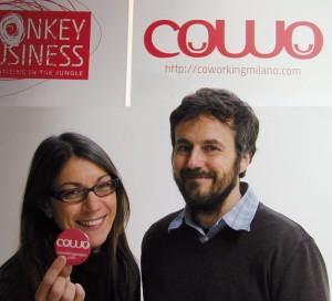 Massimo Carraro - fondatore rete COWO