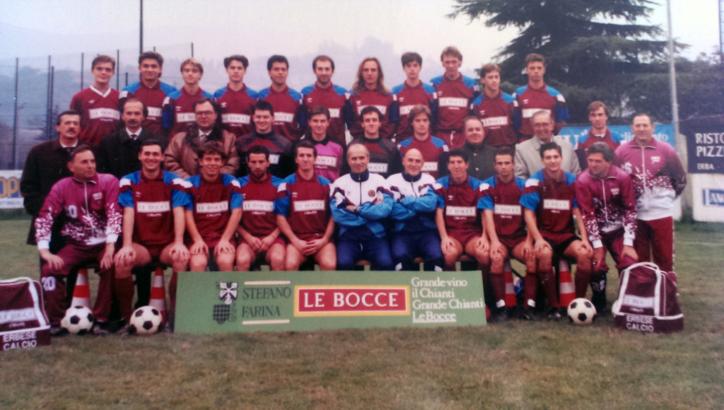 ERBESE-1991-1992