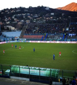 Panchina FALPE - Calcio Como