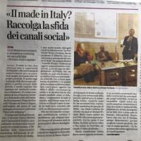 Articolo a cura di Luca Meneghel - La Provincia