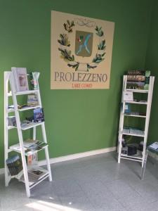 Info Point turistico della Pro Lezzeno