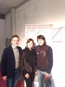 Giorgio, Andrea, Enrico
