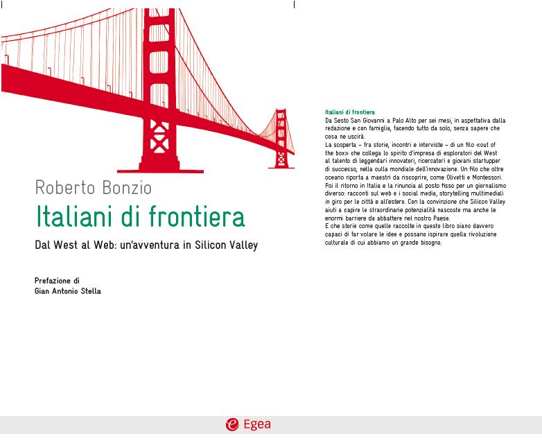 Italiani di Frontiera - il Libro