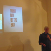 Roberto Bonzio - Think out of the box