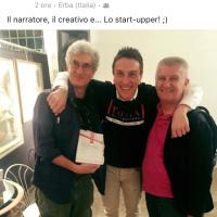 Roberto Bonzio, Giorgio Zappa, Tiberio Roda