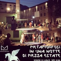 METAMORFOSI in una notte di mezza estate - invito2